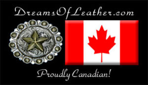 DreamsOfLeather.com Proudly Canadian