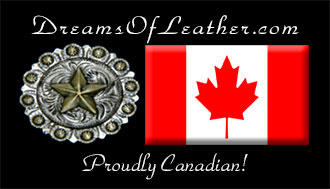 Dreams of leather Proudly Canadian.